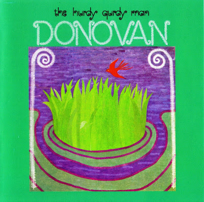 Donovan ~ 1968b ~ The Hurdy Gurdy Man