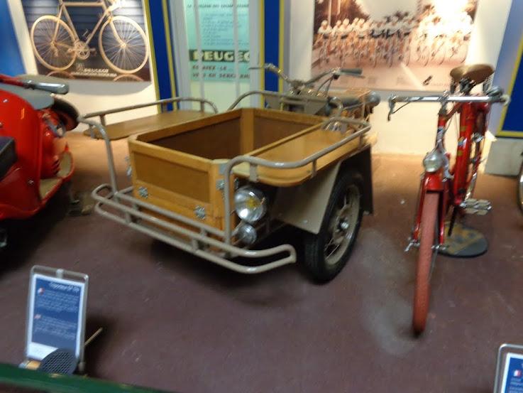 Musée de l'aventure Peugeot à Sochaux DSC01221