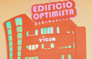 Vygon, Edificio Optimista