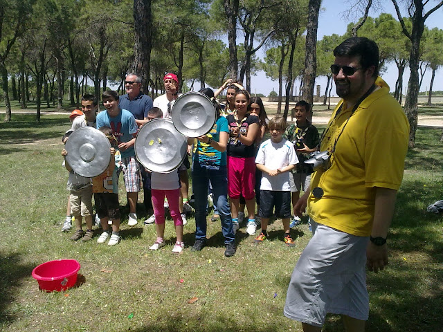 Día de grupo scout Albacete