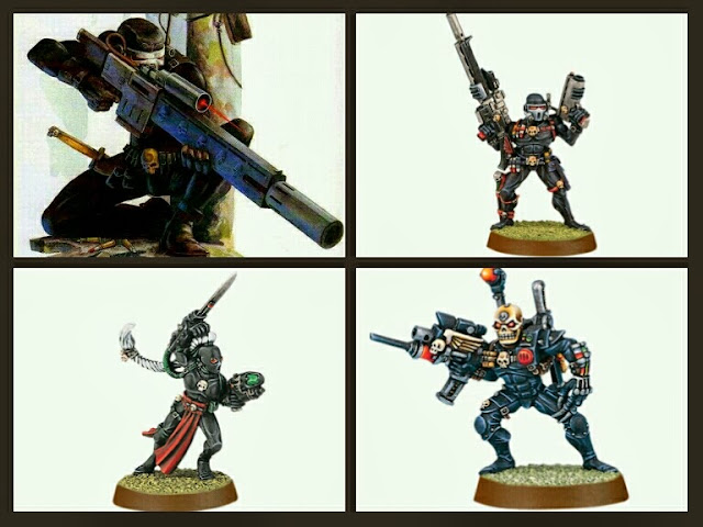 Asesinos Imperiales Games Workshop