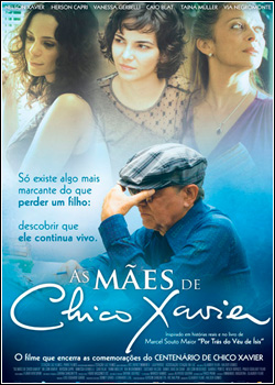 As Mães de Chico Xavier  DVDRip  Nacional