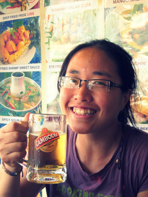 Cambodian beer, Siem Reap, Cambodia