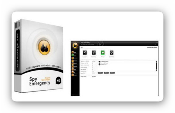 NETGATE Spy Emergency 12.0.205.0 [Multi] - Elimina a tus 'esp�as'