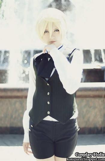 kuroshitsuji ii cosplay - alois trancy 6