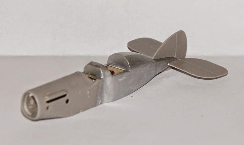 Bristol type 28 Tourer  ( 1/72 Roden )... fini!!! Fuselage6