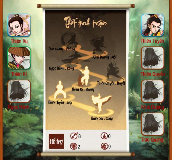Đại Minh Chủ ra mắt phiên bản Thiên Long Bát Bộ 4