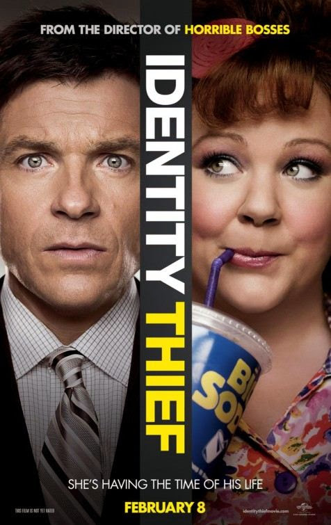 Poster Of English Movie Identity Thief (2013) Free Download Full New Hollywood Movie Watch Online At Alldownloads4u.Com