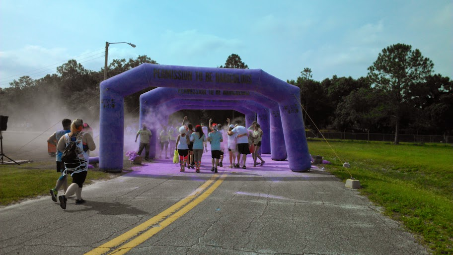 IMAG1412 Another Colorful Time! My Color Me Rad Recap