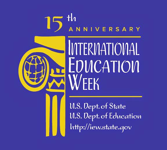 International Education Week. #WHTravelBloggers #StudyAbroadBecause