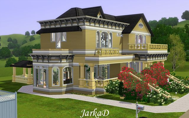Desperate Housewives Sims House
