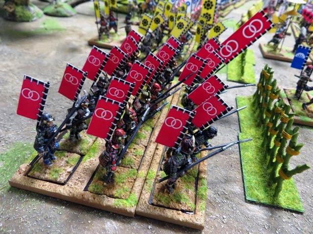 [SENGOKU JIDAI] Mon armée au complet ! 20_Wakizaka