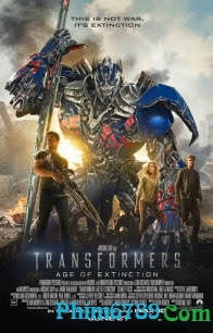 Robot Đại Chiến: Kỷ Nguyên Huỷ Diệt - Transformers: Age Of Extinction