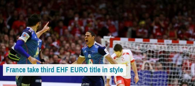 denmark vs france handball live