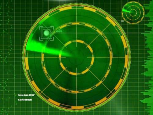 1954 Navy Sees Flying Saucers On Radar Screen