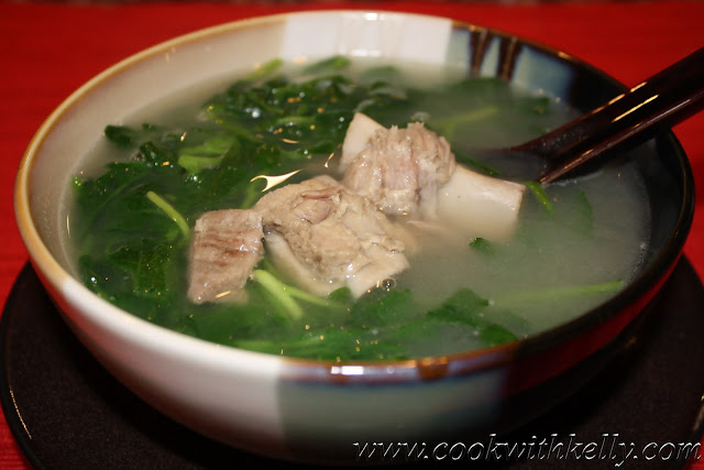 how to cook watercress chinese style