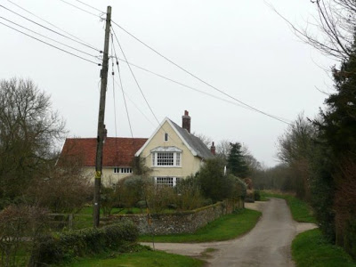 Fordley Hall, the presumed location of The Devils Stone