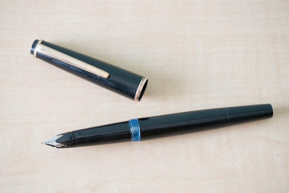 Montblanc 31 fountain pen