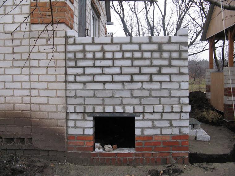 Дача: Пристройка к дому на даче – возведение стен