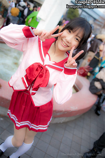 unknown cosplay 124 from japan comiket 79