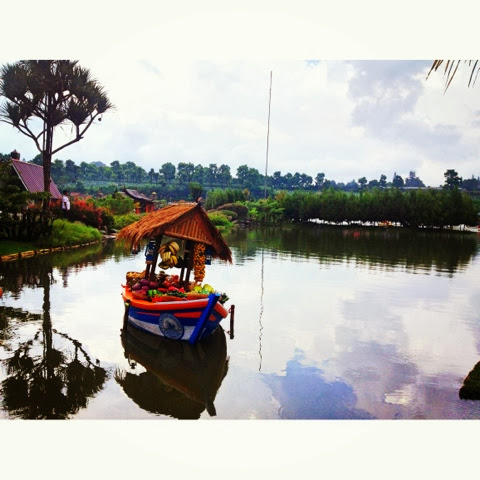 Jalan-jalan di Bandung - traveloog