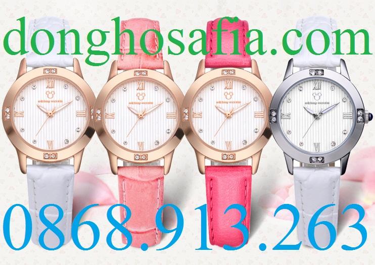 Đồng hồ nữ Disney 90238 DS101