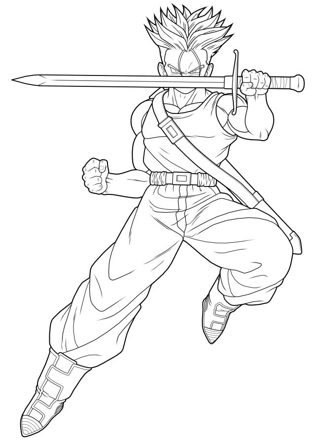 Imagenesde99 Imagenes De Goku Ssj3 Para Dibujar
