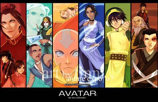 avatar the last airbender watch online
