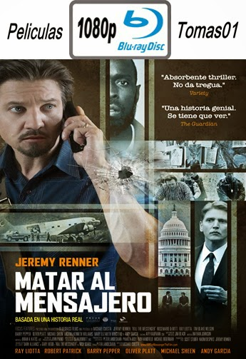 Matar al Mensajero (Kill the Messenger) (2014) BDRip m1080p