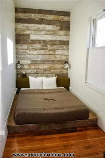 Thiết kế nội thất phòng ngủ cho nhà chật_CONG TY NOI THAT-10