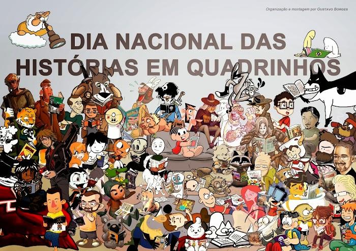 dia do quadrinho nacional