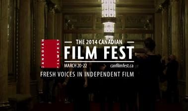 "Canadian Film Festival — ""It's Hard Being A Canadian Actor"""