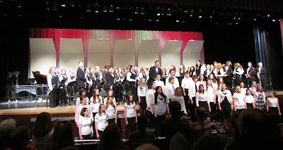 LHS winter concert