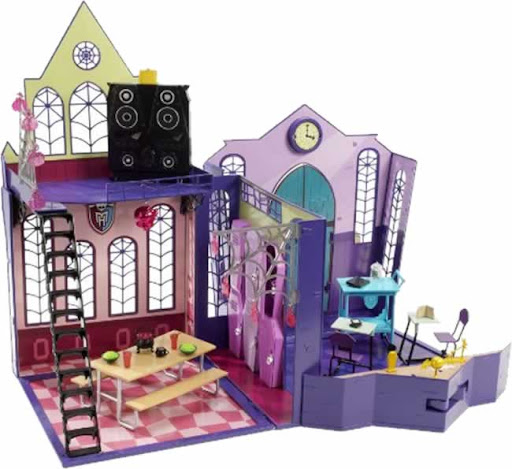 El Instituto Monster High