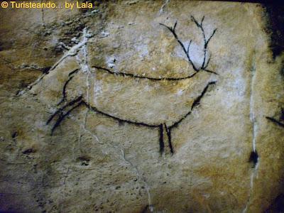 Pinturas Rupestres Cueva Castillo Cantabria
