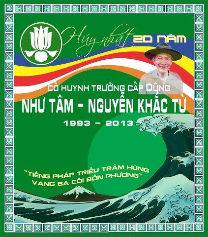 Chân dung người áo lam – Nhạc tưởng niệm HT Như Tâm Nguyễn Khắc Từ