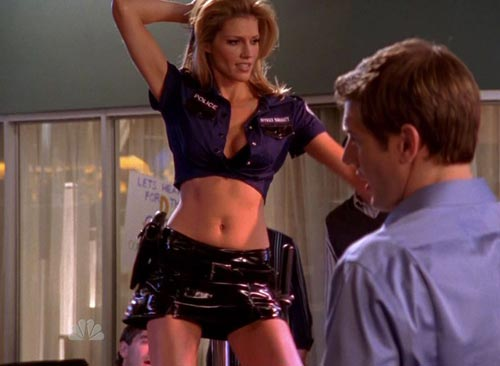 Can Tricia Helfer Save Chuck?:celebrities,Best0