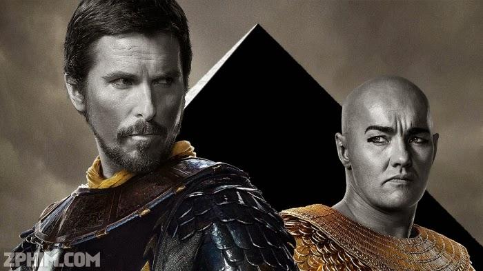 Ảnh trong phim Cuộc Chiến Chống Pha Ra Ông - Exodus: Gods and Kings 2