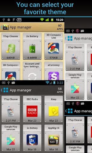 AppMgr Pro III (App 2 SD)