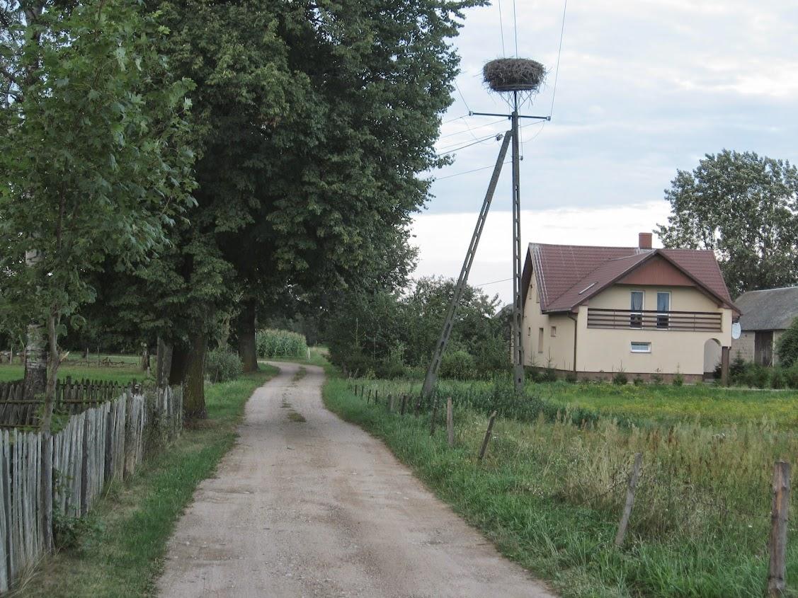 Kolonia Krzecze, Podlasie