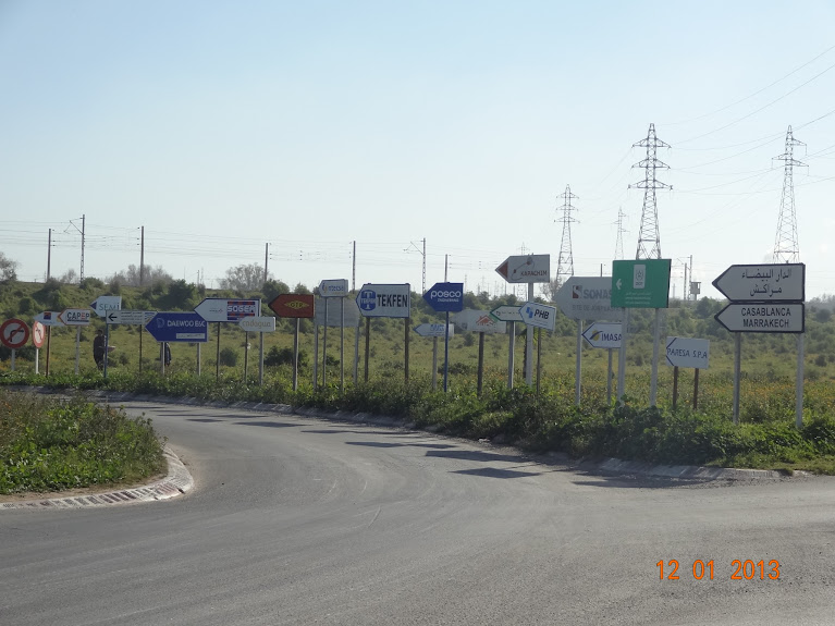 marrocos - Marrocos e Mauritãnia a Queimar Pneu e Gasolina DSC05443