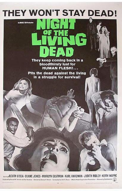 night of the living dead halloween