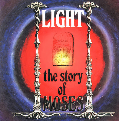 Light ~ 1972 ~ The Story of Moses