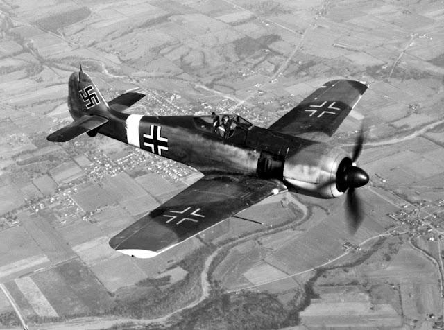 World war 2  german airplane