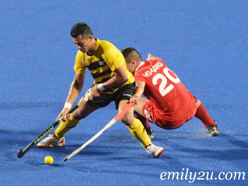 23rd SAS Cup 2014: Day 4 – Malaysia (3) – Canada (1)