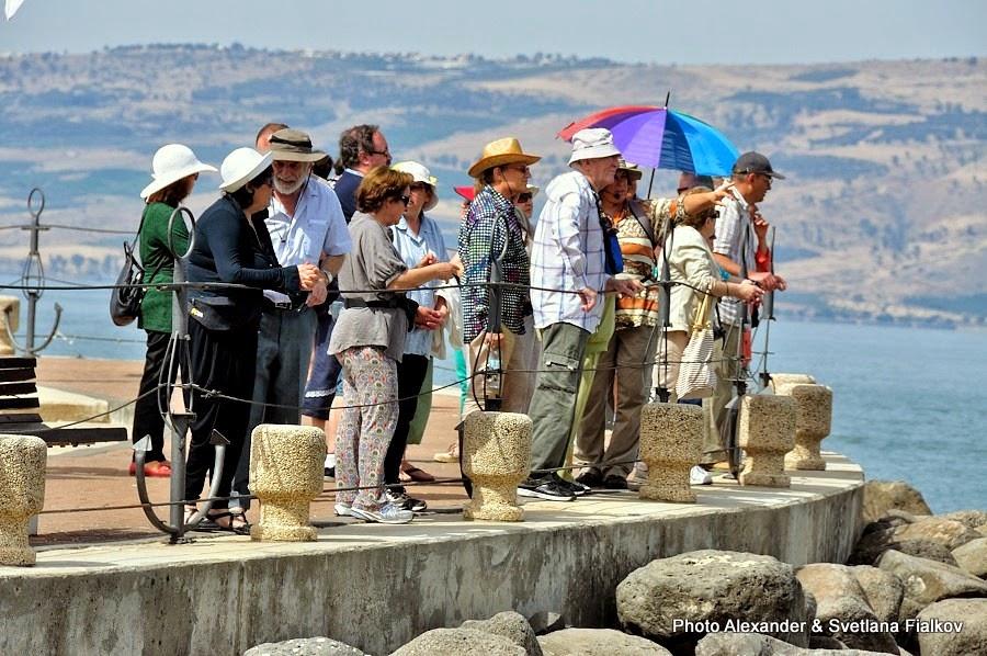Экскурсия на Кинерет, Тивериадское озеро, Галилейское море, Генисаретское озеро. Гид по Галилее Светлана Фиалкова.