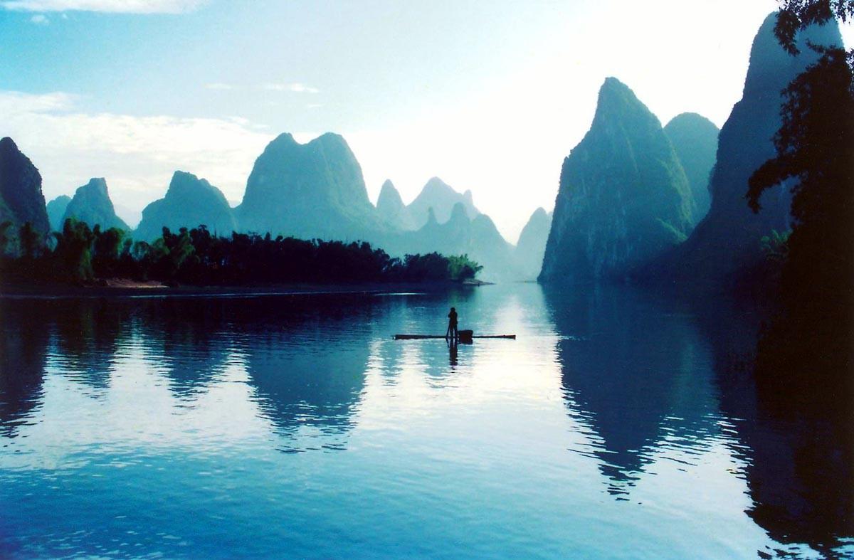 Keindahan Alam - Pemandangan Menarik Di China ~ campurcampur