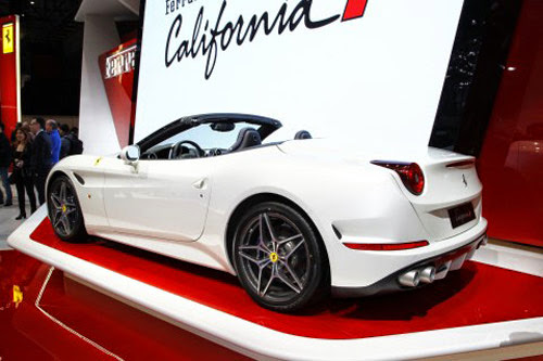 Ferrari California T: Siêu xe rẻ nhất trình làng - 1