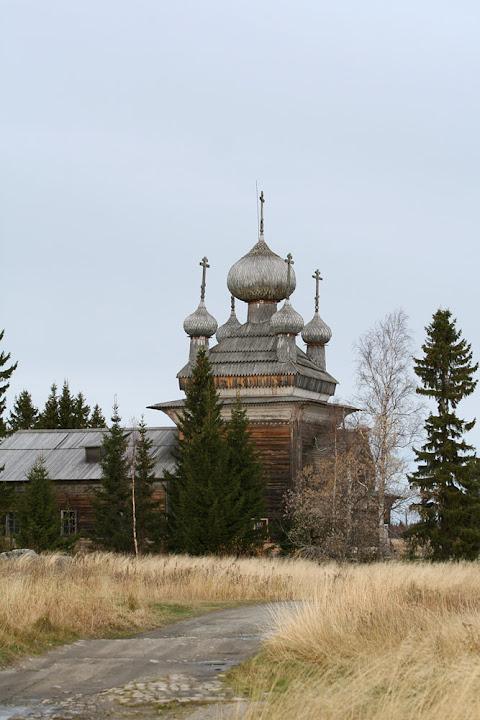 Вирма, Церковь Петра и Павла