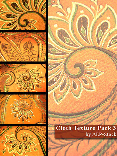 Cloth Texture Pack